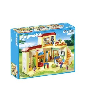 Guardería Playmobil