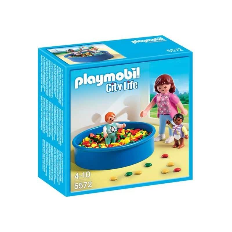 Playmobil City Life Piscina de Bolas