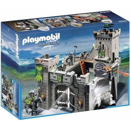 Fortaleza de los Caballeros Lobo Playmobil