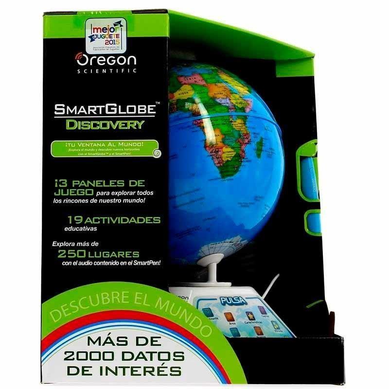 Oregon Smart Globe Discovery
