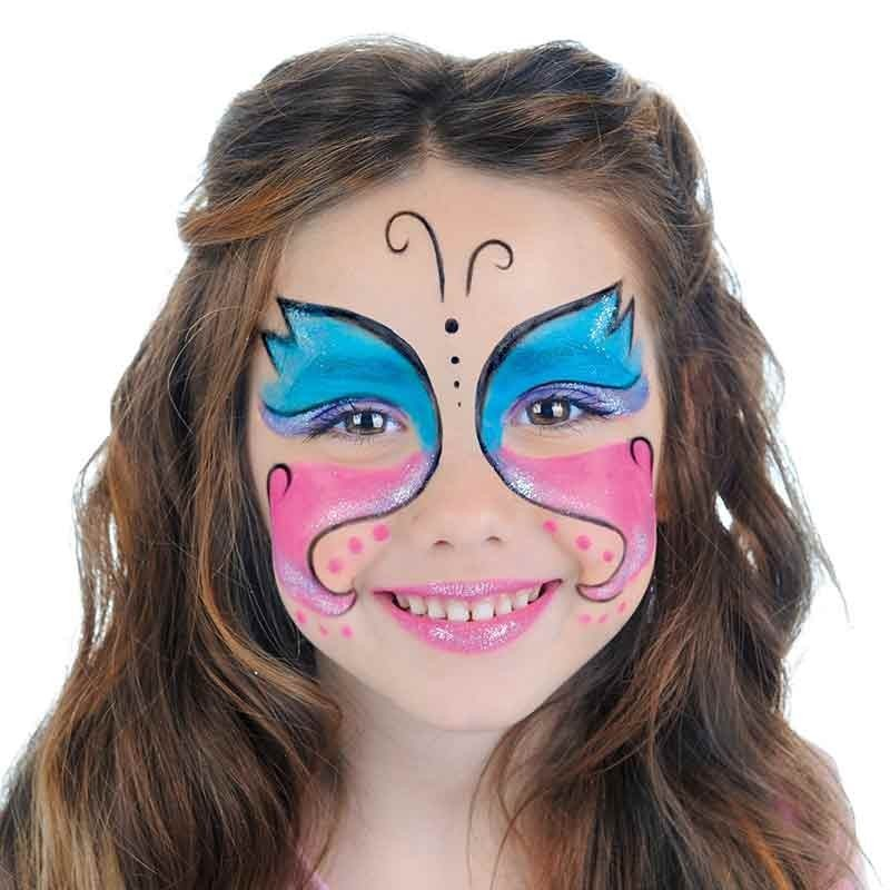 Maquillaje de Fantasía Srta. Pepis
