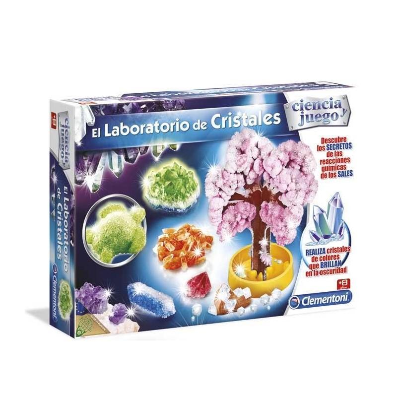 El Laboratorio de Cristales