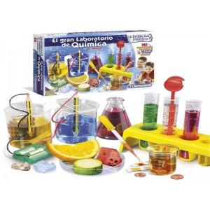 El Gran Laboratorio de Química