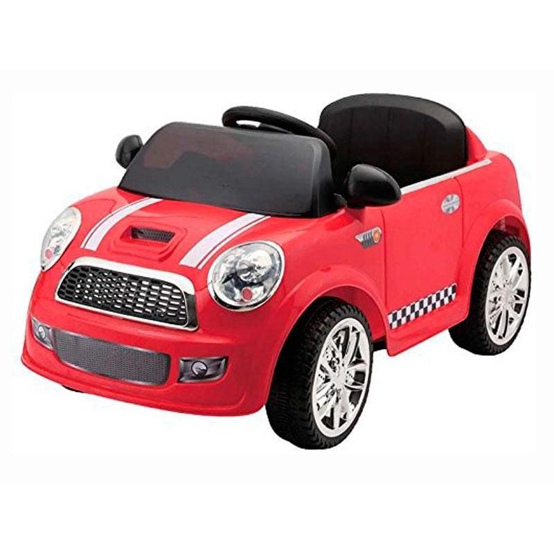 Coche Eléctrico Infantil Mini Rojo
