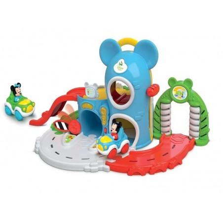 El Garaje de Baby Mickey