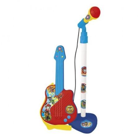 Micro y guitarra Paw Patrol - Reig