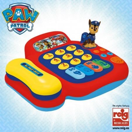 Activy telefono y piano Paw Patrol - Reig