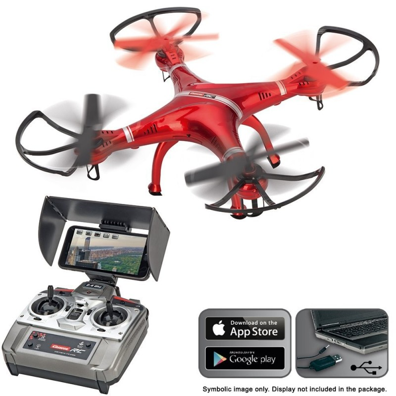 Drone RC video next 4 canales  Carrera