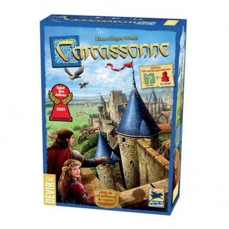 Carcassonne Básico