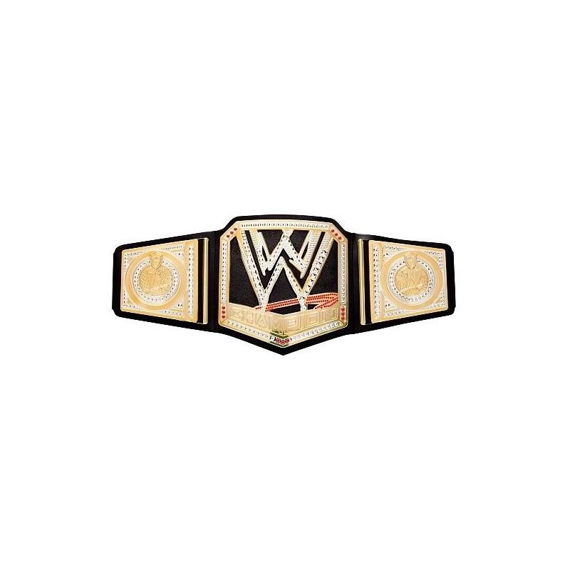 Cinturón de campeón WWE - Mattel