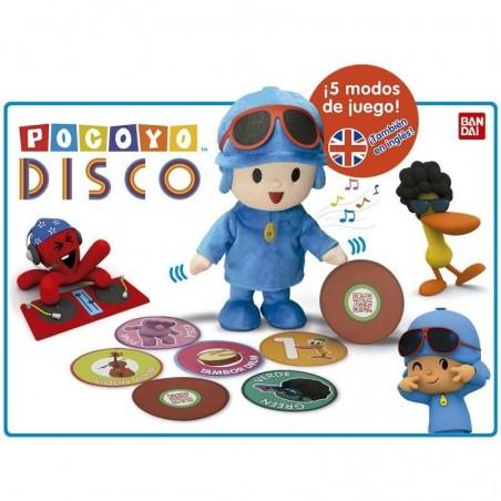 Pocoyo Disco - Bandai