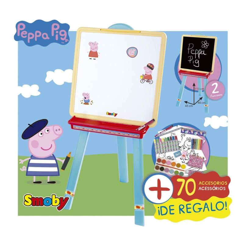 Pizarra Peppa Pig - Smoby