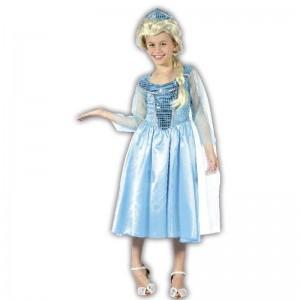 S Elsa Frozen disfraz