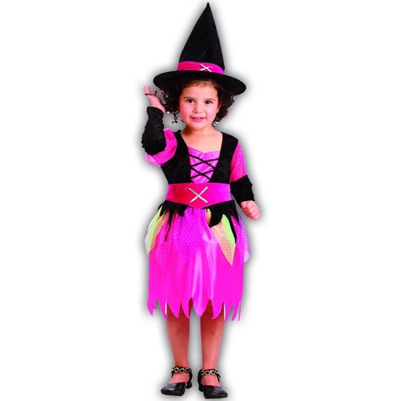 XS Bruja infantil disfraz
