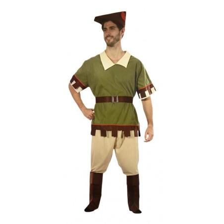 Disfraz de Robin Hood Hombre