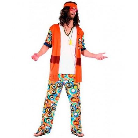 Disfraz de Hippie Hombre M