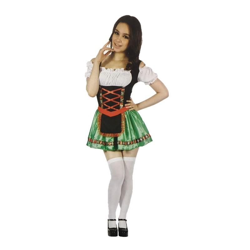 Disfraz de Tabernera Oktoberfest M