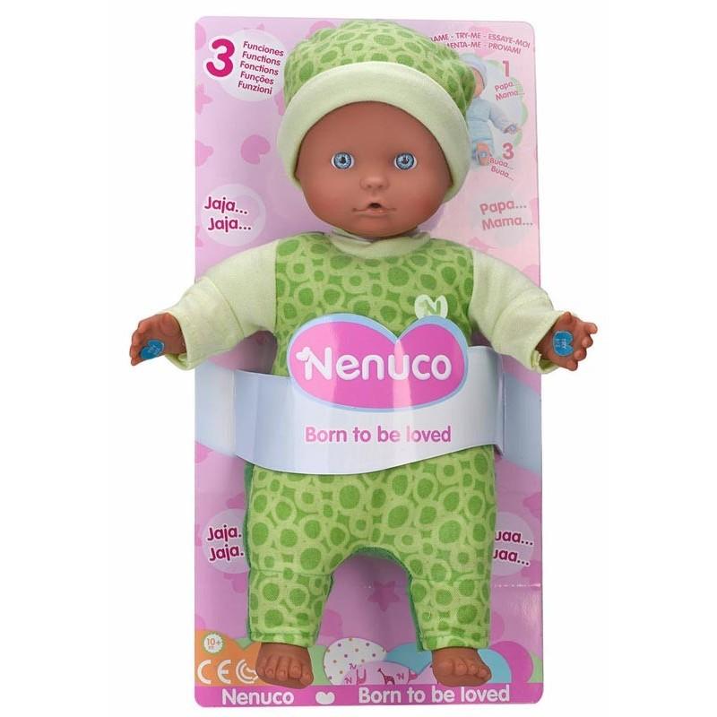 Nenuco Blandito Verde