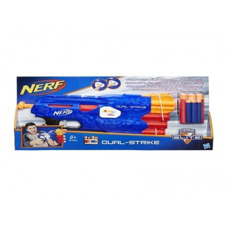 Nerf Elite Dual Strike - Hasbro