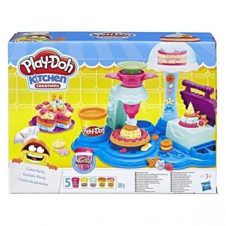 Fiesta Pasteles Play-Doh