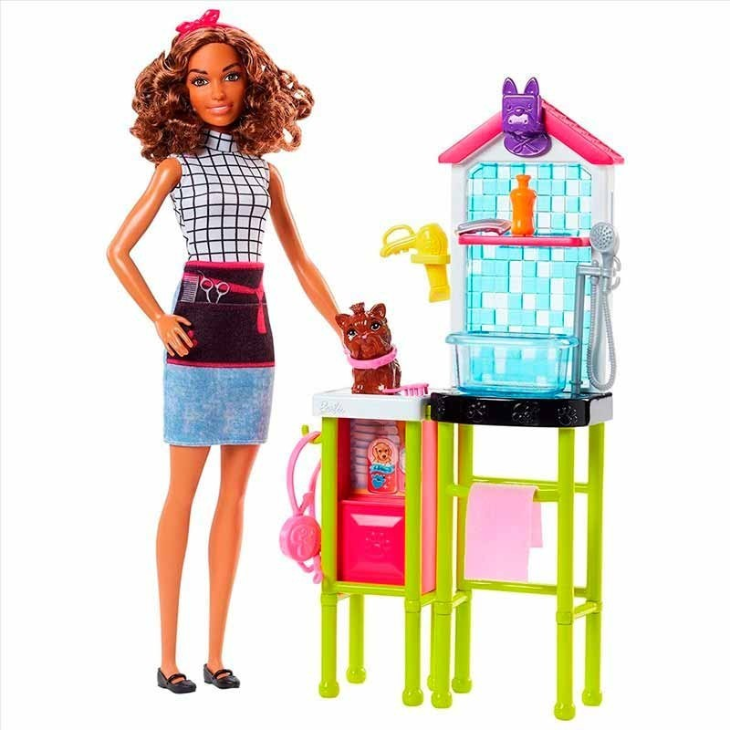 Barbie Yo Puedo Ser