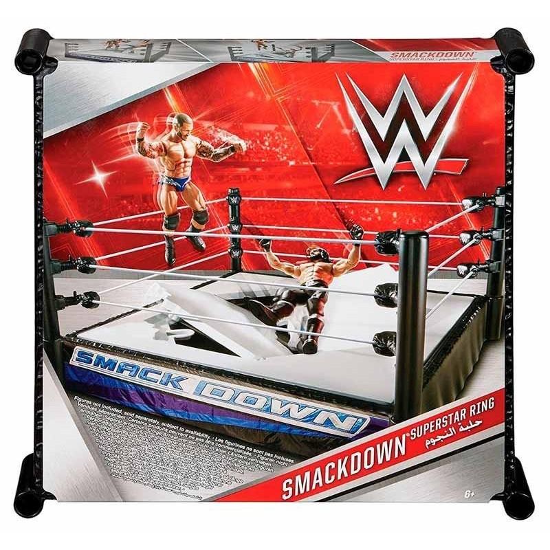WWE Ring Superestrella