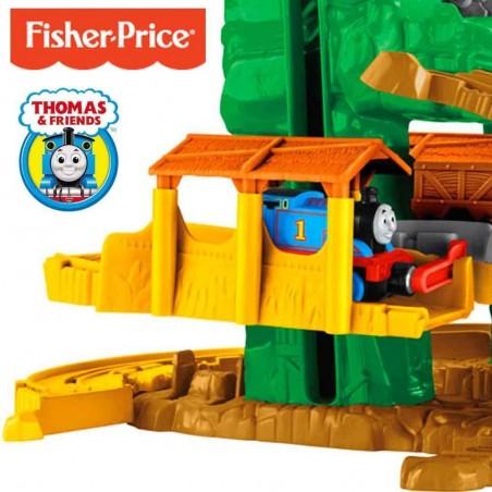 Circuito de la selva Thomas - Mattel