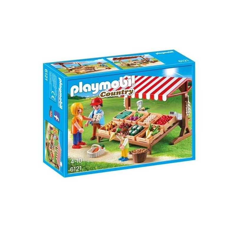 Mercado Playmobil