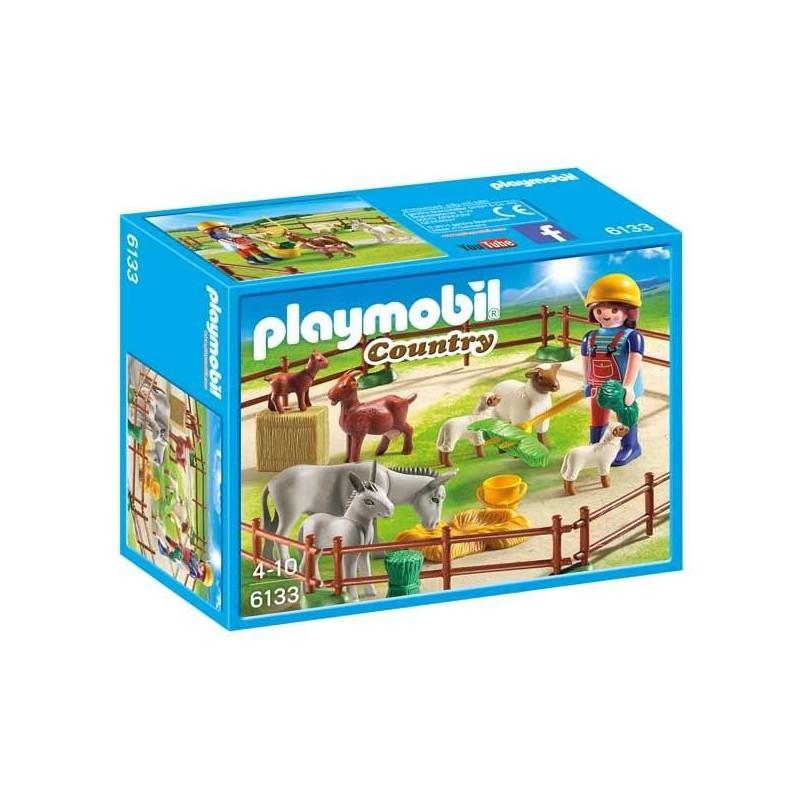 Animales de la Granja Playmobil