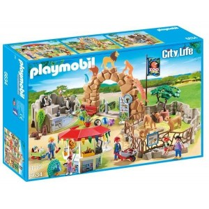 Gran Zoo Playmobil