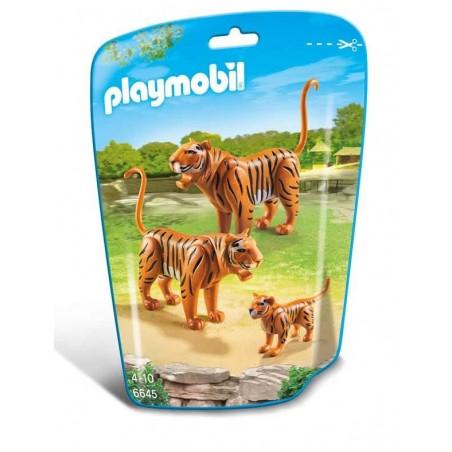 Familia Tigres Playmobil