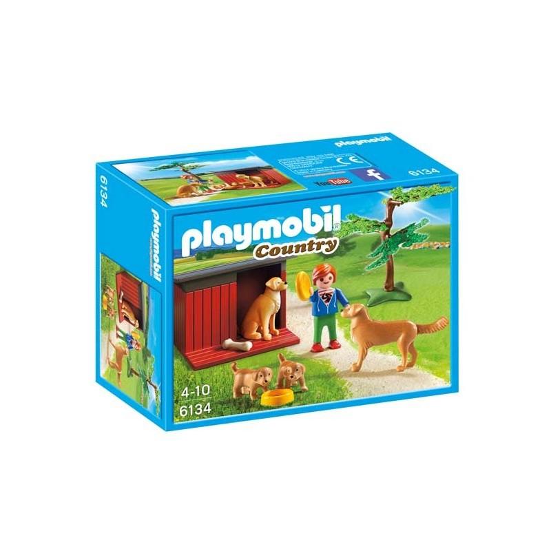 Golden Retrievers Playmobil