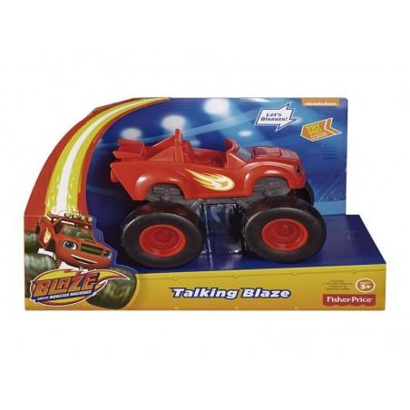 Blaze parlanchín - Mattel