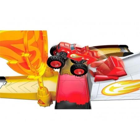Blaze aro de fuego - Mattel