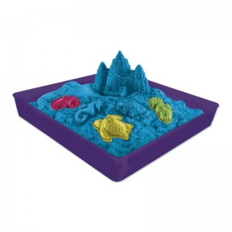 Kinetic Sand Play Set Castillo