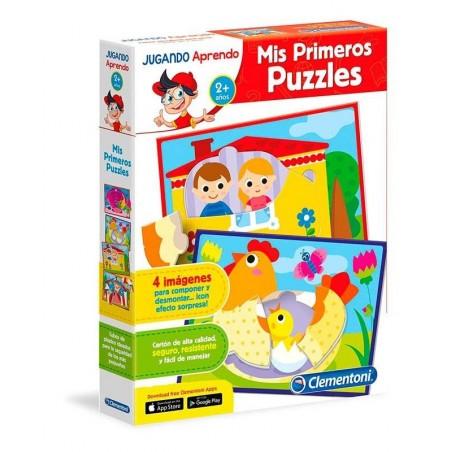 Baby Aprende Mis Primeros Puzzles