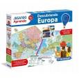Juego Aprende Mapa Europa