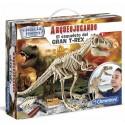 Arqueojugando Esqueleto del Gran T-Rex