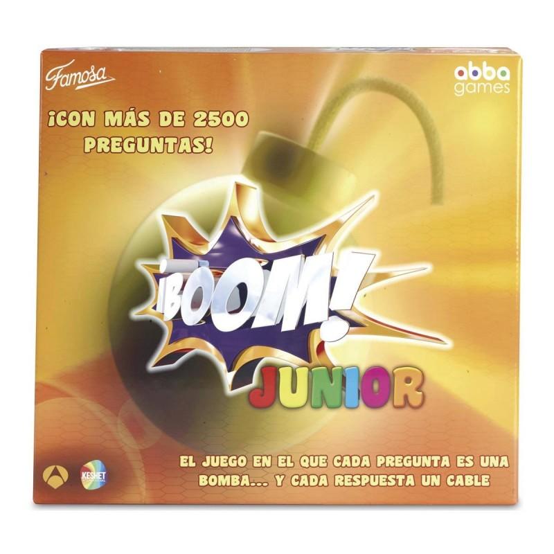Juego Boom Junior - Famosa