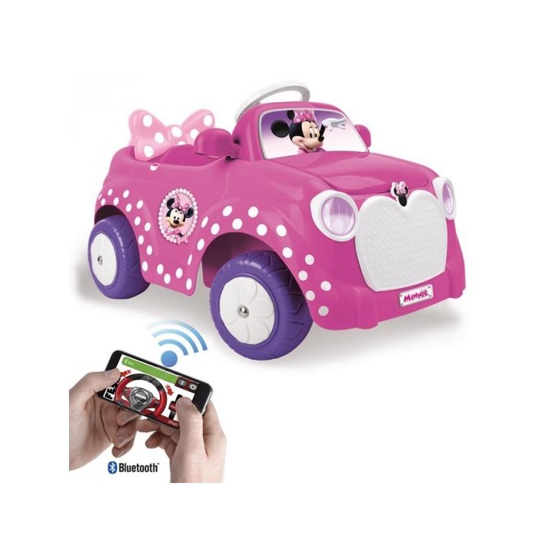 Minnie Car Rc 6V - Famosa