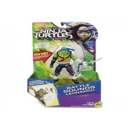 Tortugas Ninja figura deluxe - Giochi