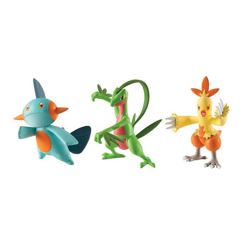 Pokemon Pack de 3