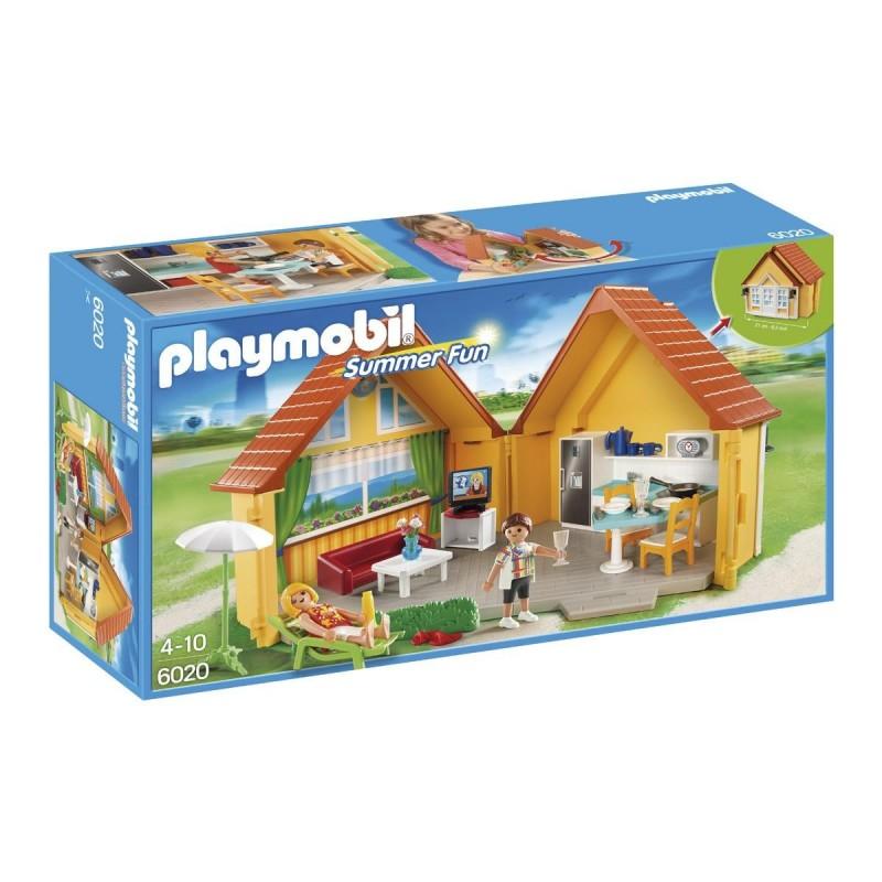 Casa de campo maletín - Playmobil