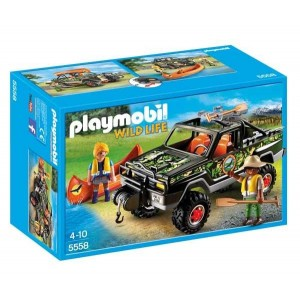 Pick Up de Aventura Playmobil