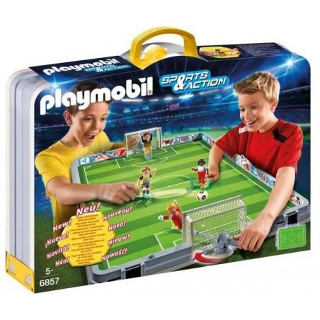 Set de Fútbol Maletín Playmobil