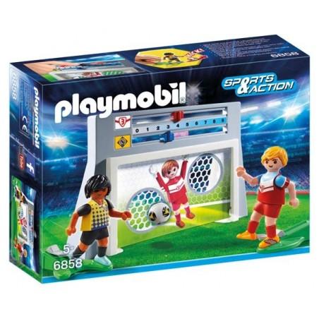 Juego de Puntería Playmobil