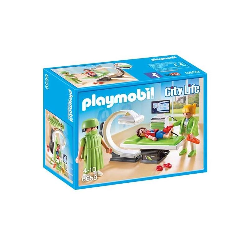 Sala Rayos X Playmobil