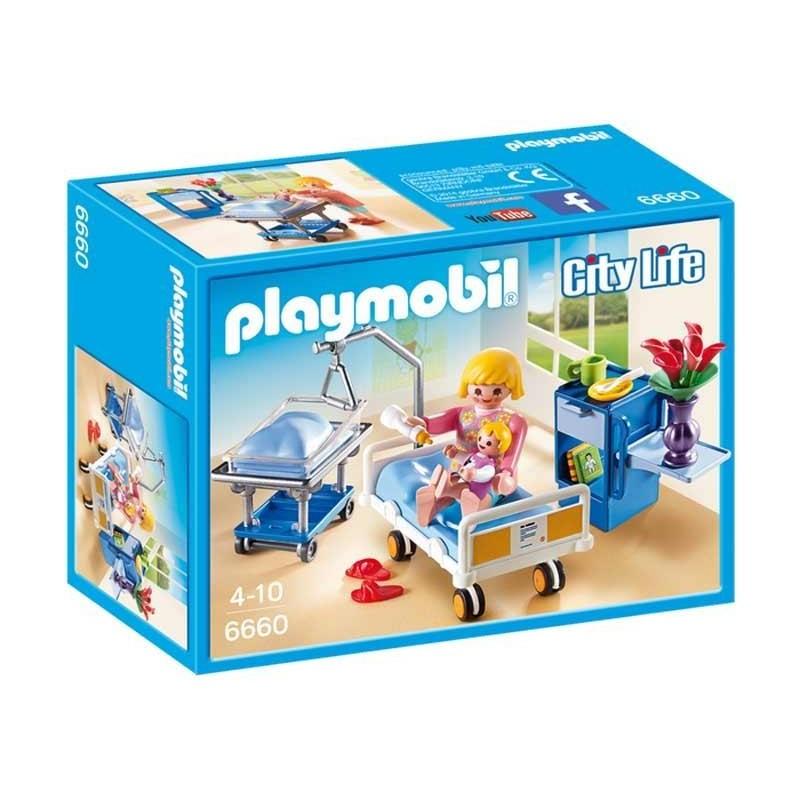 Playmobil City Life Sala de Maternidad