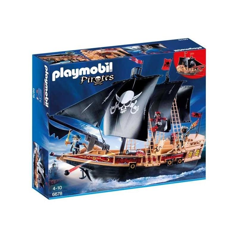 Buque Corsario Playmobil