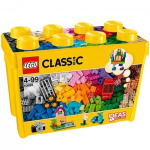 LEGO Classic caja de bloques grande - LEGO